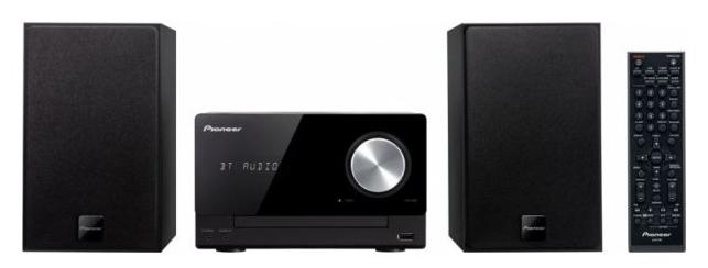 Музыкальный центр Pioneer X-CM35-K, черный X-CM35-K Black