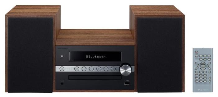Музыкальный центр Pioneer X-CM56-B, черный