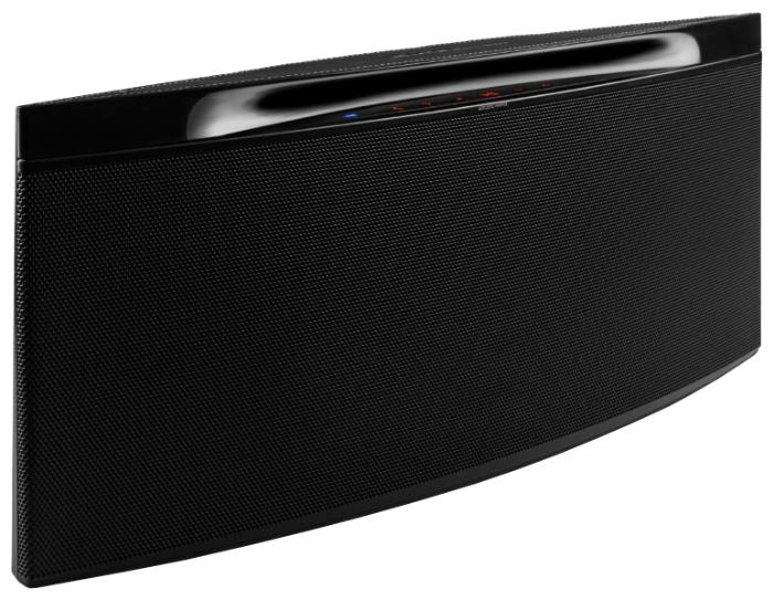 Портативная акустика Monster Streamcast S3, черная Streamcast S3 Medium Wireless Speaker