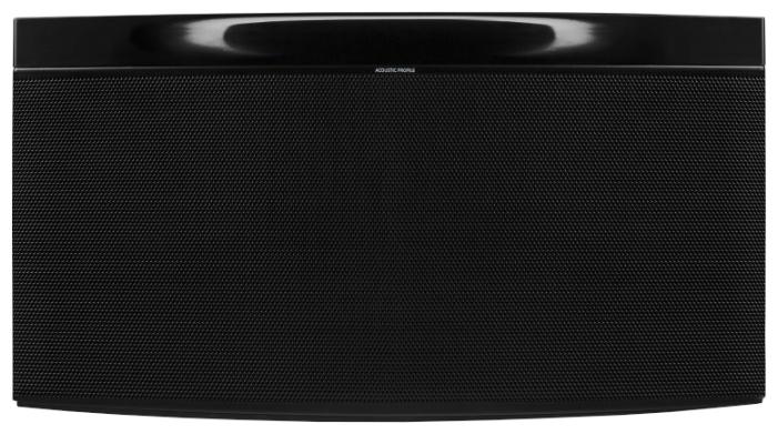 Портативная акустика Monster Streamcast S2, черная Streamcast S2 Small Wireless Speaker