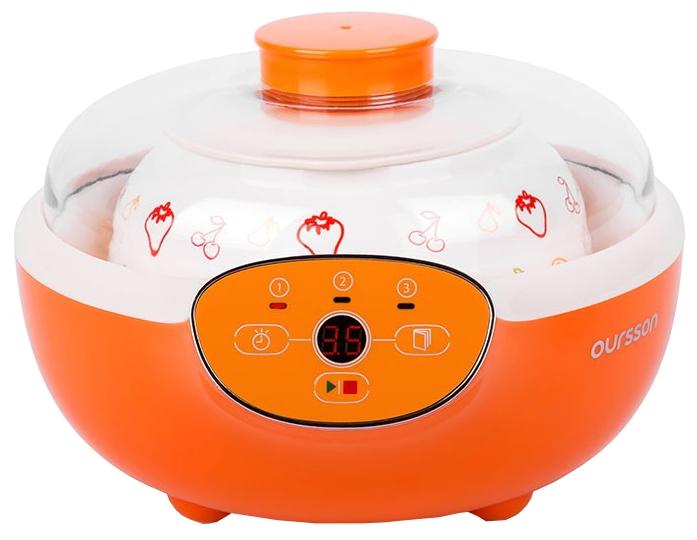 Йогуртница Oursson FE2305D/OR, оранжевый