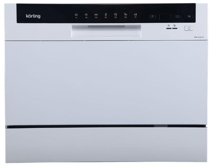 Посудомоечная машина KDF 2050 W (компактная) Korting KDF 2050 W