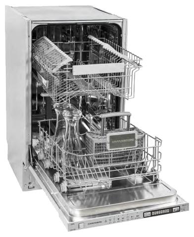 Посудомоечная машина Kuppersberg GSA 489 (встраиваемая)