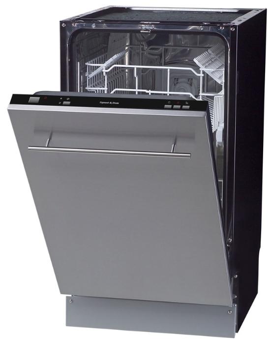 Посудомоечная машина Zigmund-&-Shtain DW89.4503X (встраиваемая) DW 89.4503 X