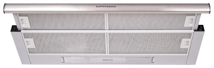 Вытяжка Kuppersberg SlimLux II 90 XG, серебристая
