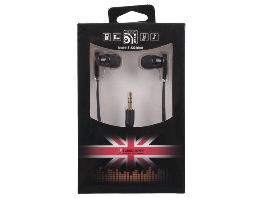 Soundtronix S-233, черные