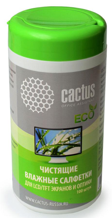 Чистящая принадлежность для ноутбука CACTUS CS-T1001E