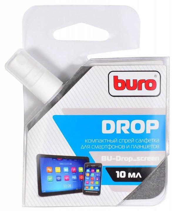 Чистящая принадлежность для ноутбука BURO BU-Drop_screen
