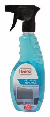Чистящая принадлежность для ноутбука BURO BU-Tv_LCD500, 500 мл
