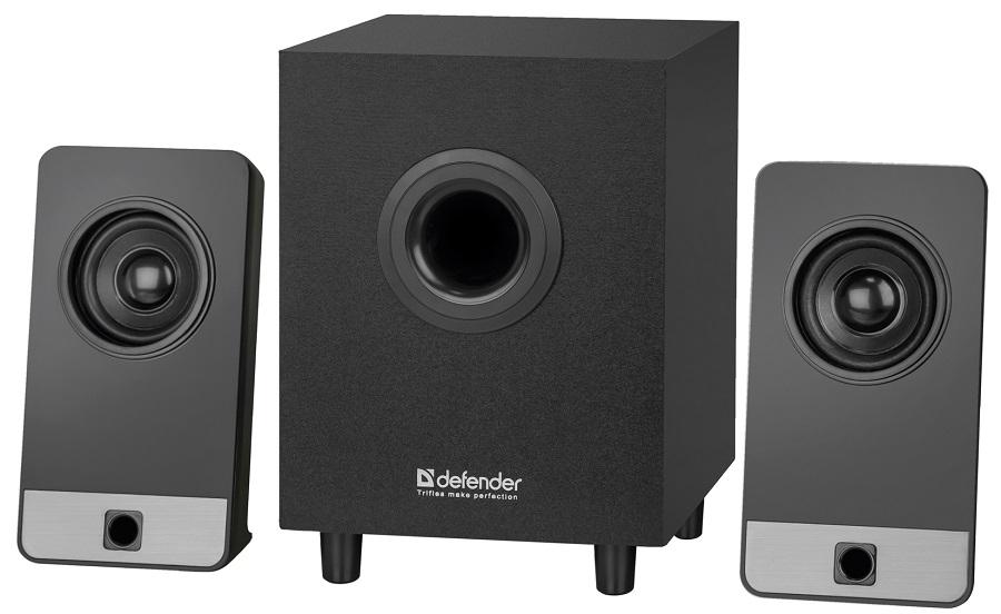 Компьютерная акустика Defender I-Wave S16, черная