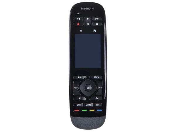 Универсальный пульт ДУ Logitech Harmony Touch (915-000200) черный