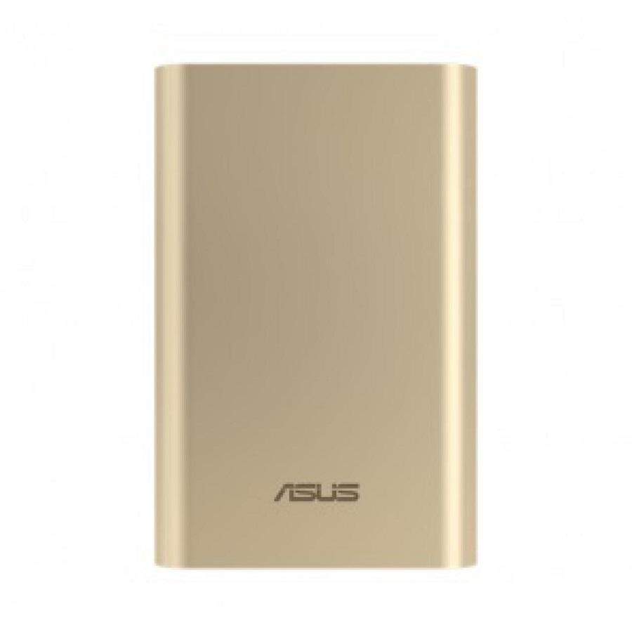 Аксессуар для телефона Мобильный аккумулятор Asus ZenPower ABTU005 10050 mAh, золотистый 90AC00P0-BBT003