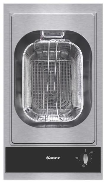 Фритюрница Neff N34K30N0 (нержавеющая сталь)