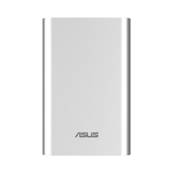 Аксессуар для телефона ASUS Мобильный аккумулятор ZenPower ABTU005 10050 mAh, серебристый 90AC00P0-BBT027
