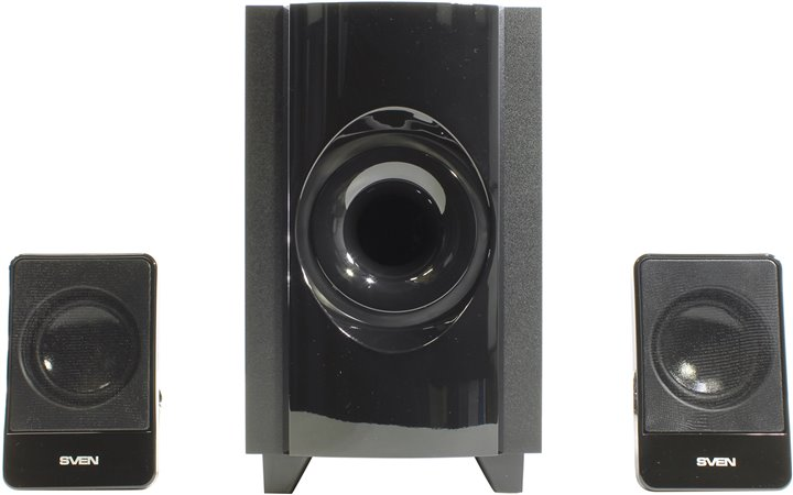 Компьютерная акустика Sven MS-306, черная