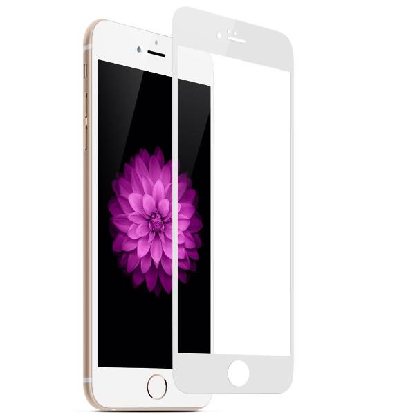 Защитное стекло для смартфона Aiwo для Apple iPhone 7 Plus Full Screen Cover 2.5D, 0.33 mm белое UPG1048271