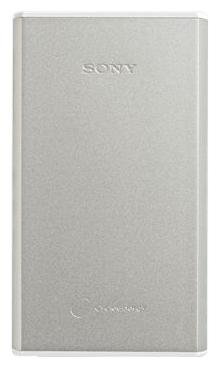 Аксессуар для телефона SONY Внешний аккумулятор CP-S15 15000 mAh, серебристый CP-S15S