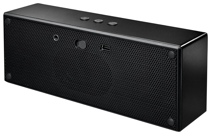 Портативная акустика Capdase Beat Bar BTS-2, черная SK00-B301