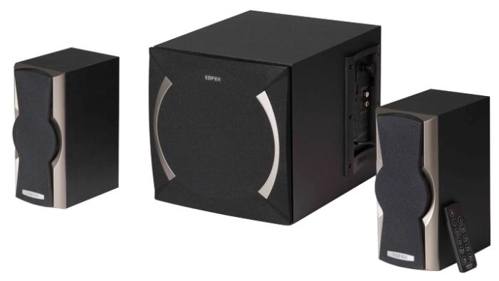 Компьютерная акустика Edifier XM6PF, черная XM6PF BLACK
