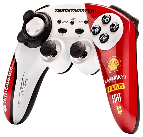 Геймпад Thrustmaster F1 Wireless Gamepad Ferrari 150th Italia Alonso Edition 2960731