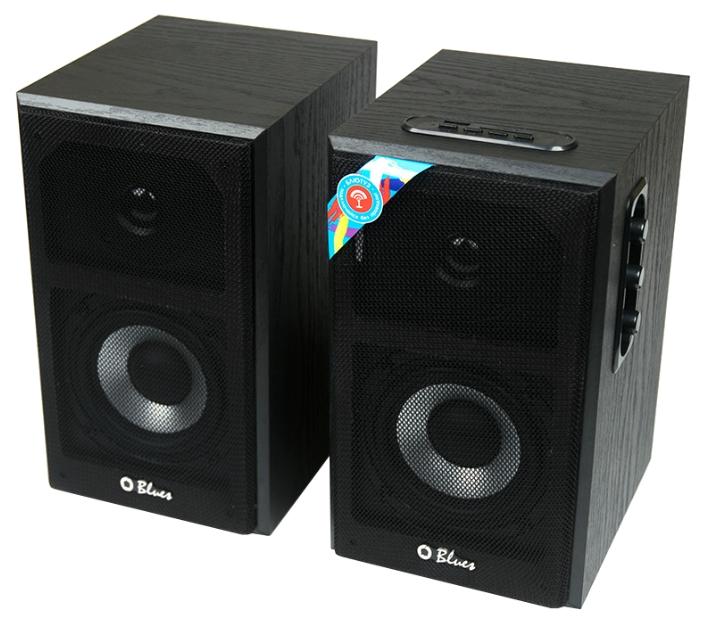 Компьютерная акустика Dialog AB-43B, черная AB-43B Black