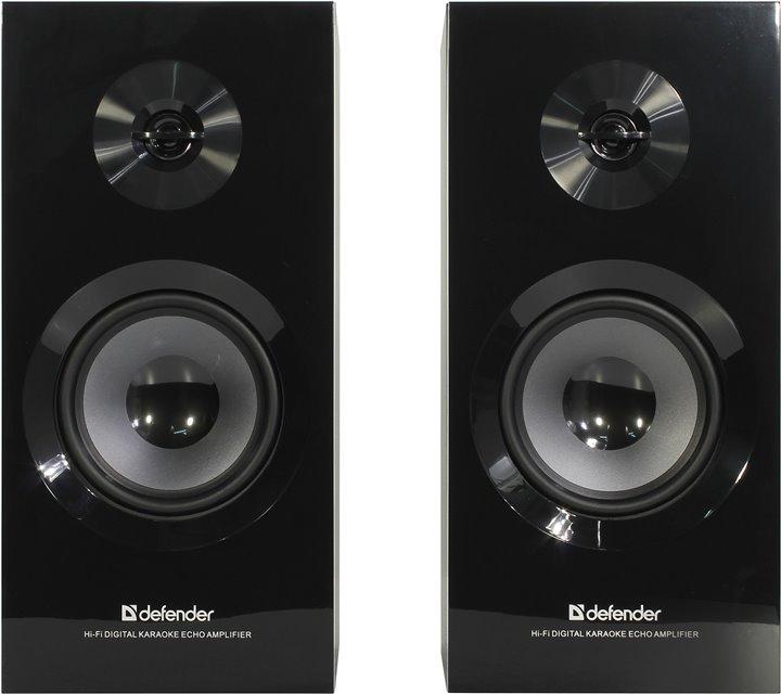 Компьютерная акустика Defender Mercury MX, черная 65706