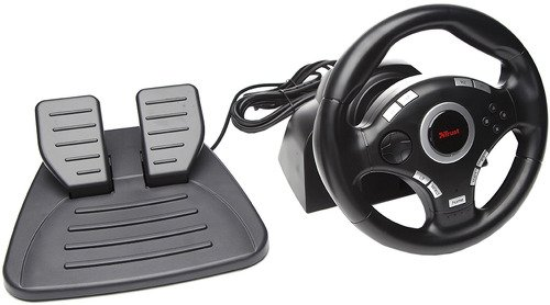 Джойстик Trust GXT 27 Force Vibration Steering Wheel 16064