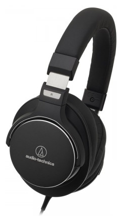 Audio-Technica ATH-MSR7NC SonicPro, черная