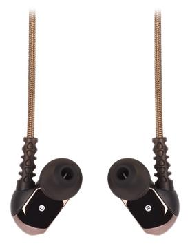 Creative Aurvana In-Ear 3 plus, коричневая