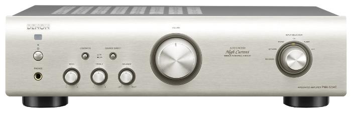 Усилитель Denon PMA-520 Premium, серебристый PMA-520 Premium Silver
