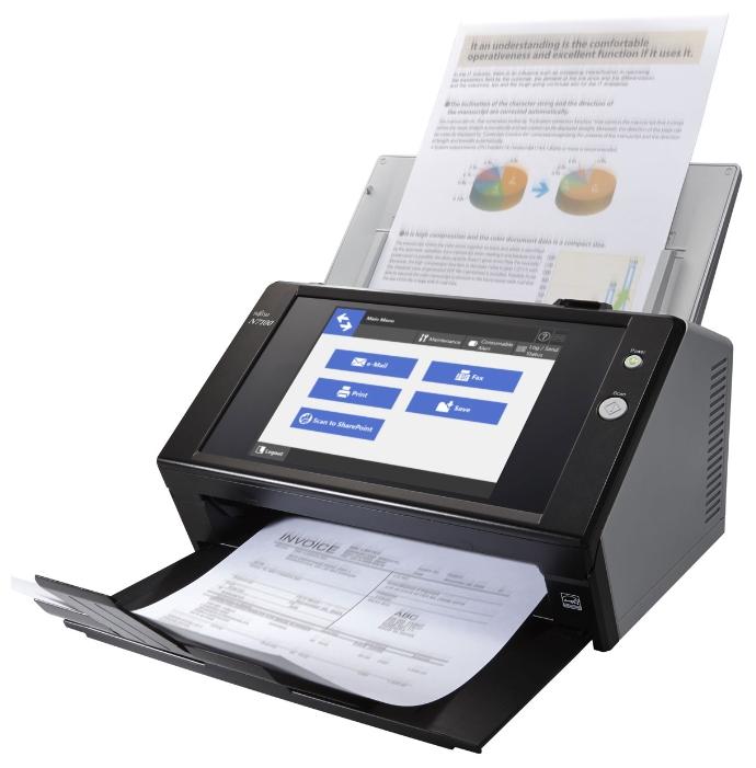 Сканер Fujitsu-Siemens N7100 (протяжный) PA03706-B001