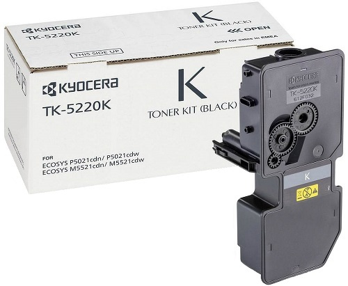 Картридж Kyocera TK-5220K, чёрный TK-5220K Black