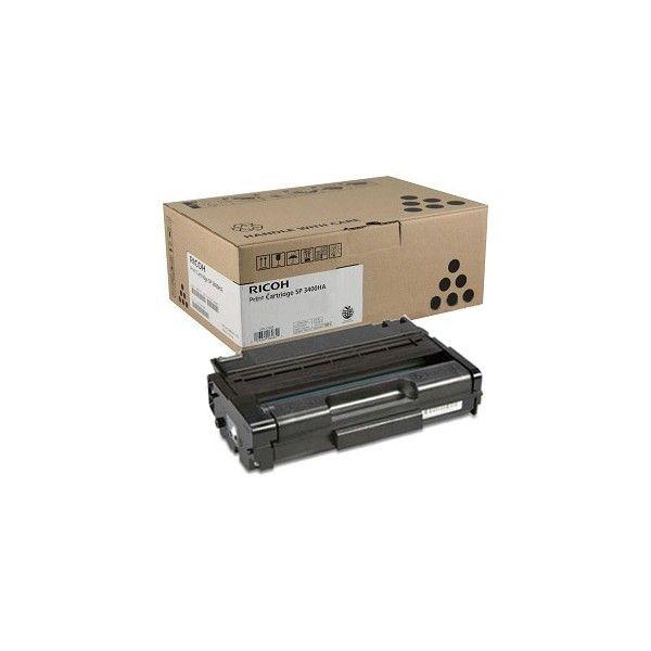 Картридж Ricoh SP3400LE/SP3500LE, чёрный 407647