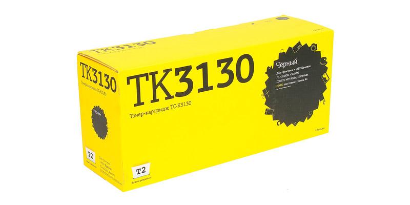 Картридж T2 TC-K3130, черный