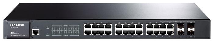 Коммутатор (switch) TP-LINK T2600G-28TS
