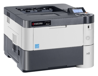 Лазерный ч/б принтер Kyocera ECOSYS P3045dn (настольный) 1102T93NL0