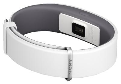 Фитнес-браслет SONY SmartBand 2 SWR12, белый 2 SWR12 White
