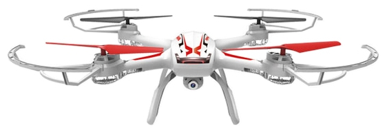 Квадрокоптер Syma X54HC, белый X54HC WHITE