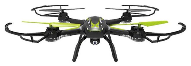 Квадрокоптер Syma X54HW, черный X54HW BLACK