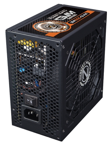 Блок питания Zalman ZM600-GVM 600W (12 cm fan, 80 Plus Bronze)