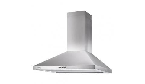 Вытяжка Korting KHC 5431 X, нержавеющая сталь