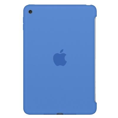 apple iPad mini 4 Silicone Case, королевский синий