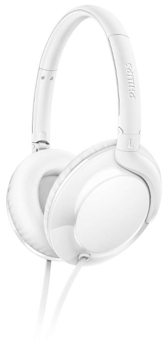 Philips SHL 4600WT/00, белые