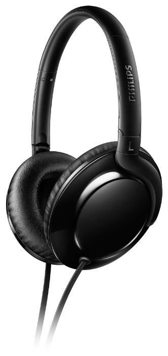 Philips SHL 4600 BK/00, чёрные