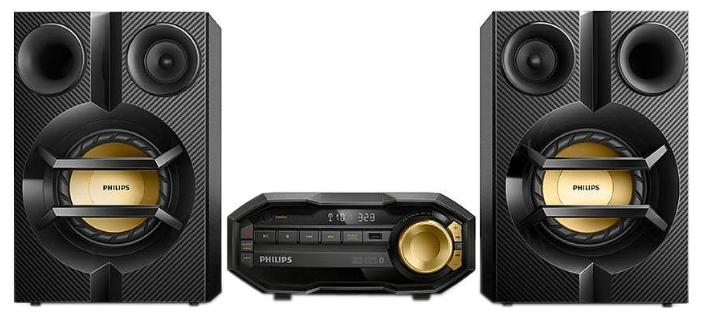 Музыкальный центр Philips FX10/12 (минисистема)