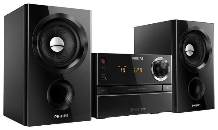Музыкальный центр Philips MCM1350/12 (микросистема)