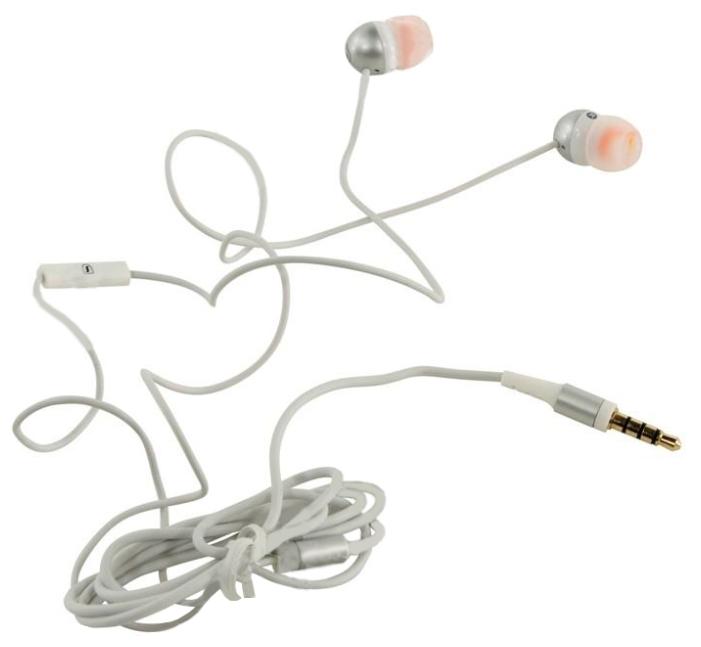 Soundtronix Pro-1, бело-серебристая