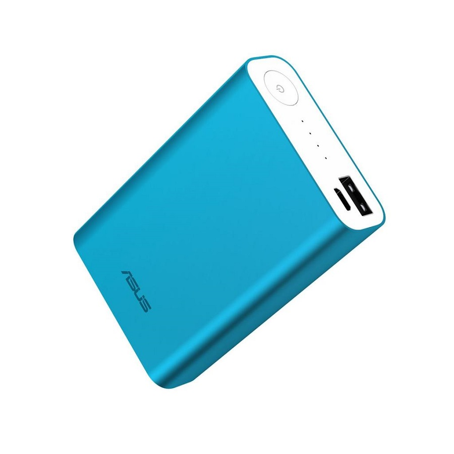 Аксессуар для телефона ASUS Мобильный аккумулятор ZenPower ABTU005 10050mAh, синий 90AC00P0-BBT029
