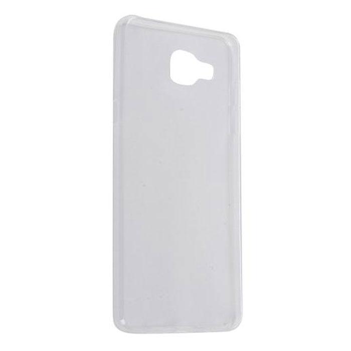 SkinBox slim silicone для Samsung Galaxy A5 (2016) прозрачный