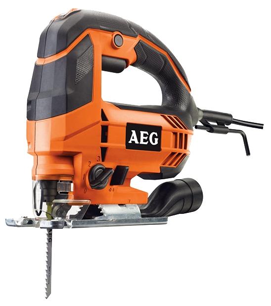 Электролобзик AEG STEP 80 (c наклоном подошвы)